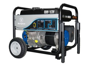 Westinghouse WH5500 Gas Powered Portable Generator Review